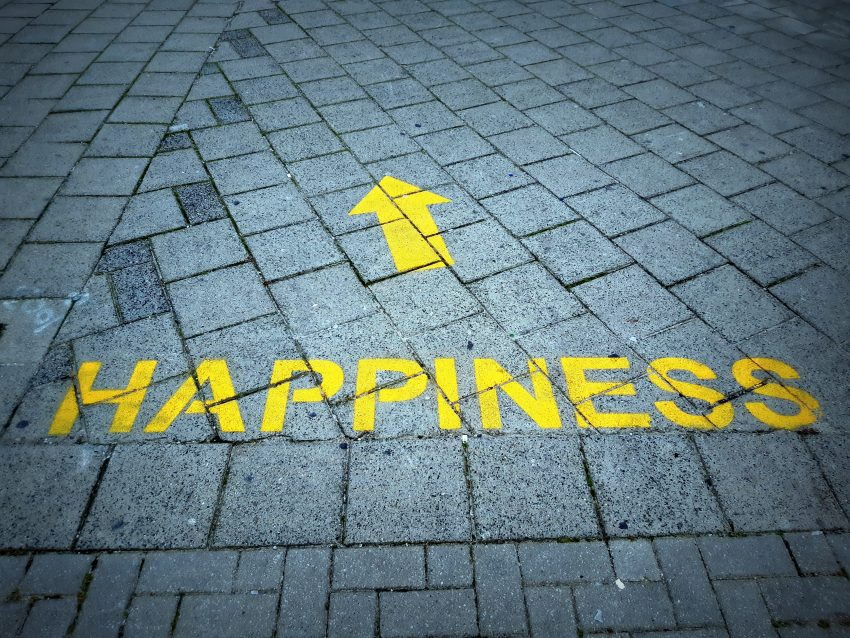 Deja de buscar tu felicidad afuera